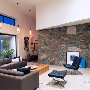 Metung Retreat Interior | NuWall Australia Aluminium Cladding